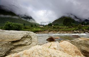 Bhutan Point in Thimphu Bhutan
